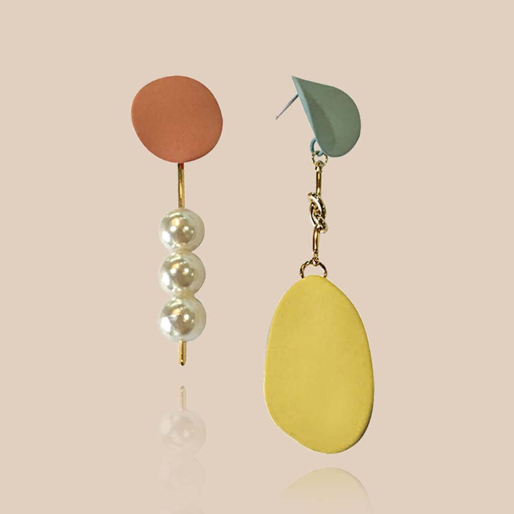 3RD Color Pop Earrings Ps09