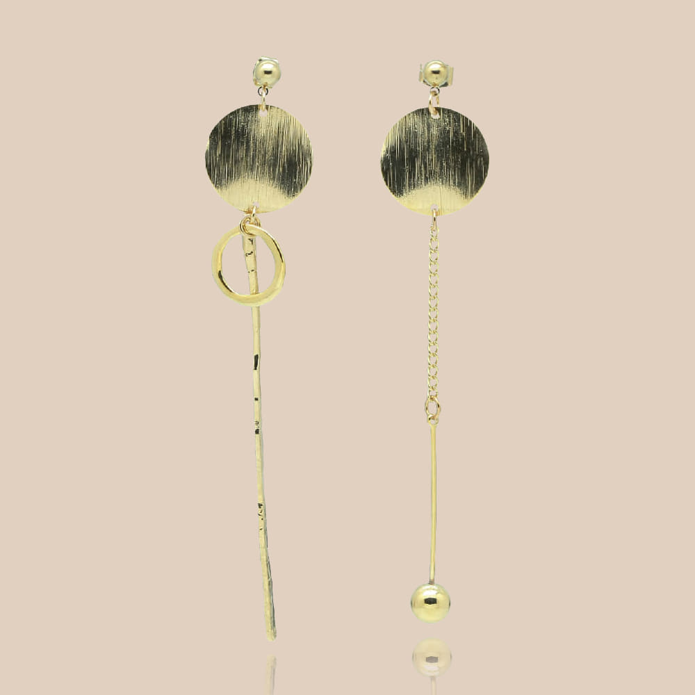 3RD Movement Earrings 1