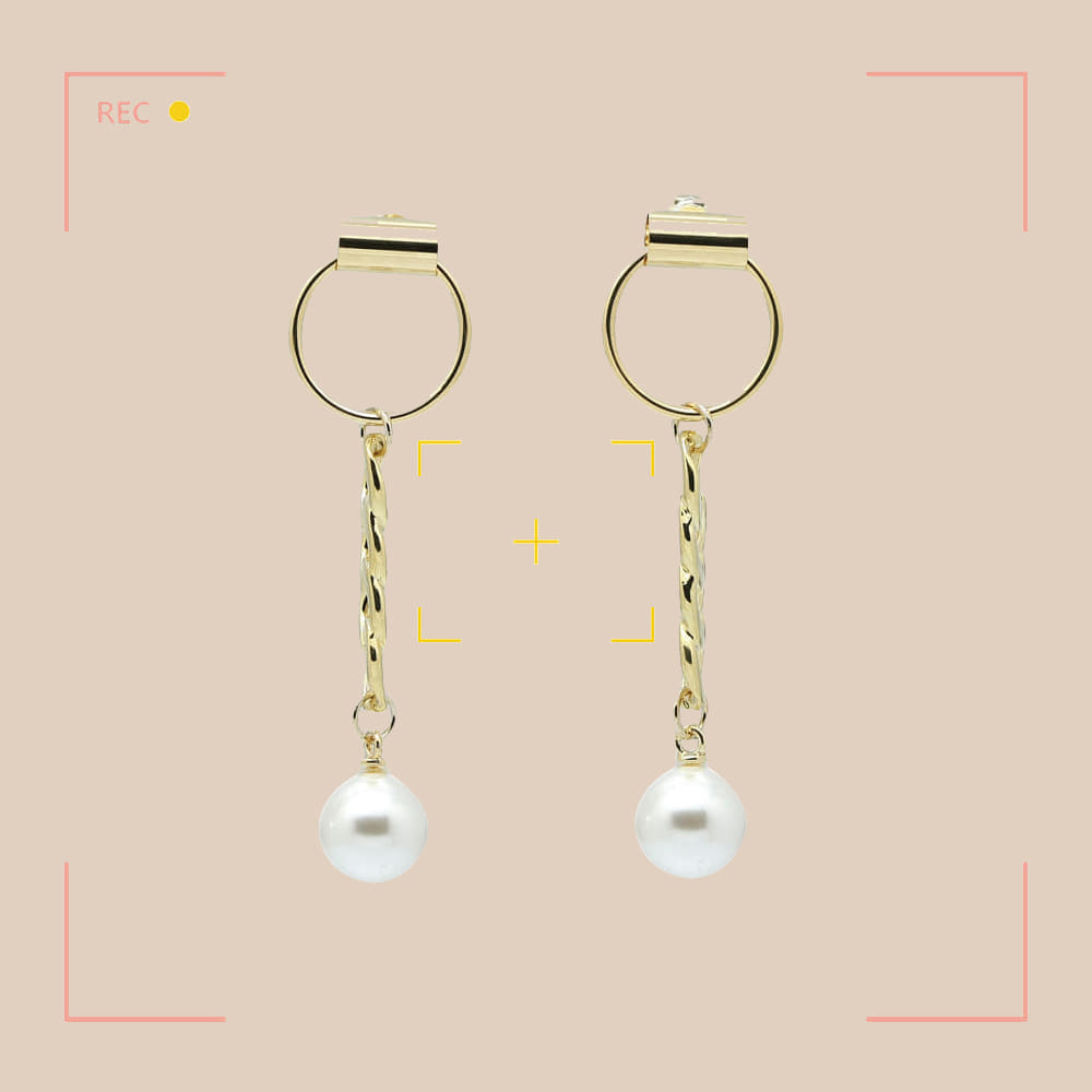 3RD Movement Earrings 4