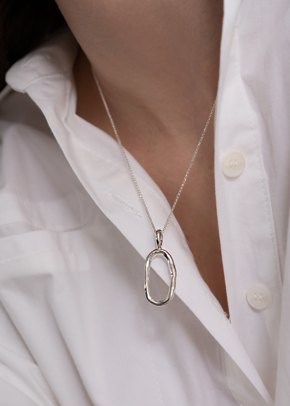 FRAGMENTS NECKLACE 14