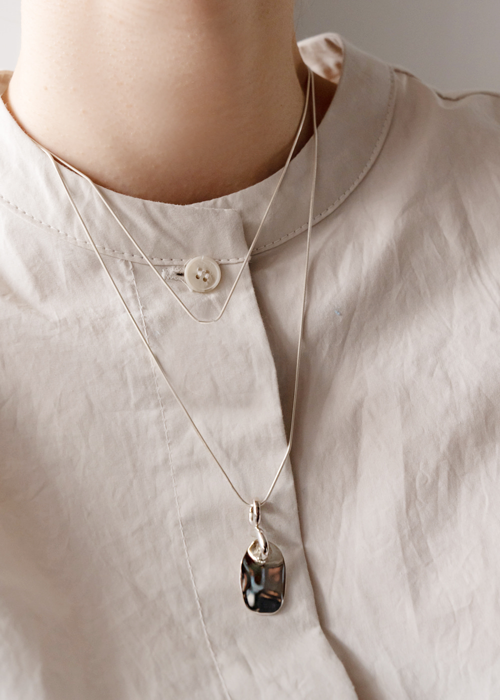 FRAGMENTS NECKLACE 7